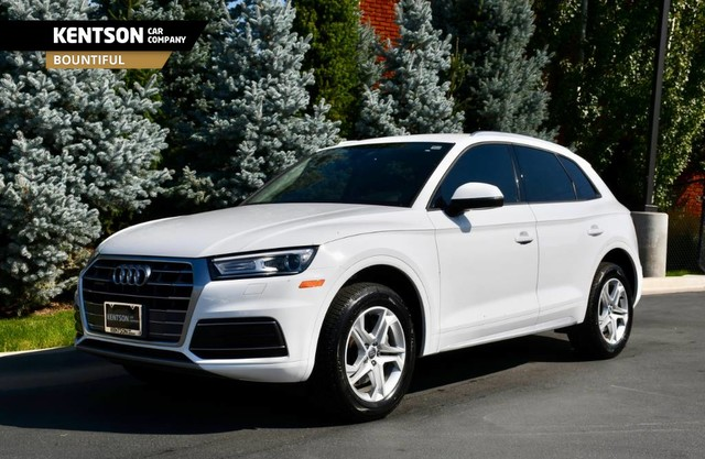 PreOwned Audi Q Premium SUV In Bountiful Kentson - Pre owned audi